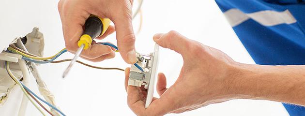 kleine renovatiewerken elektriciteit